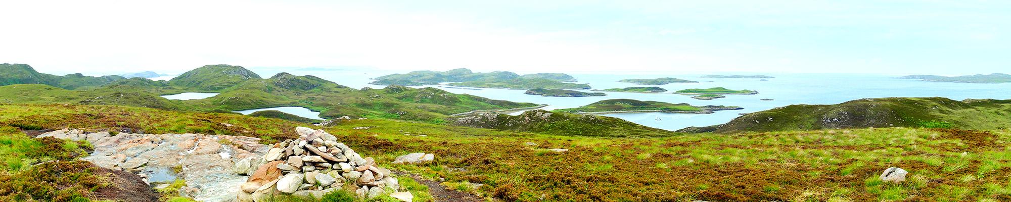 Schottland-Inseln