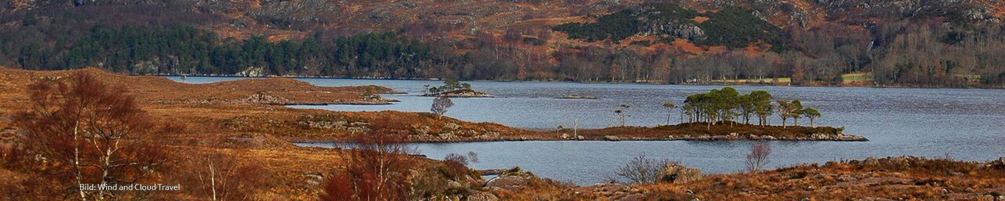 Schottland-Loch